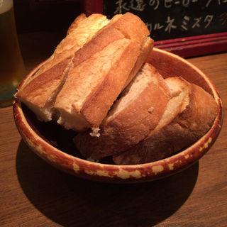 おかわり自由のパン(テルミニ )