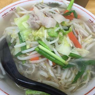 タンメン(タンメンしゃきしゃき 新橋店 )