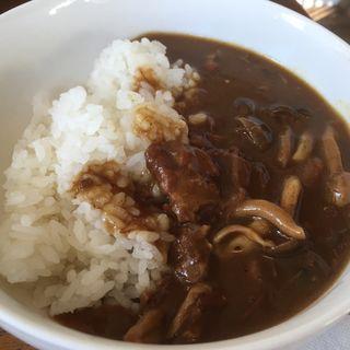 牛スジカレー(キッチンミユキ (Kitchen Miyuki))