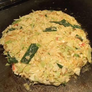 ニラキムチ焼(どんどん )