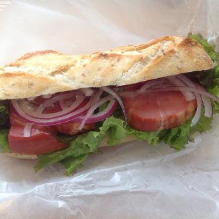 厚切りベーコンサンド(クラフト サンドウィッチ (Craft Sandwich))