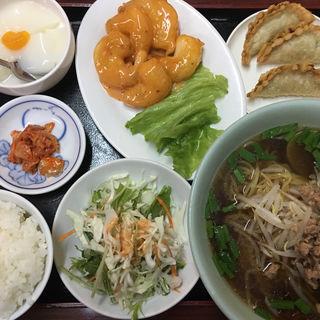 海老マヨ定食(盛隆 北区店 )