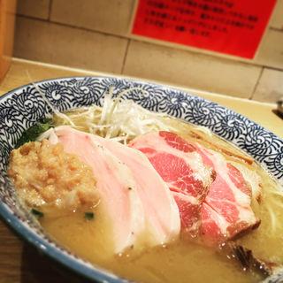 チャーシュー濃厚魚介らーめん(麺屋 一燈 (いっとう))