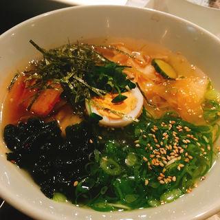 冷麺 M(太樹苑 渋谷宮益坂店 (タイジュエン))