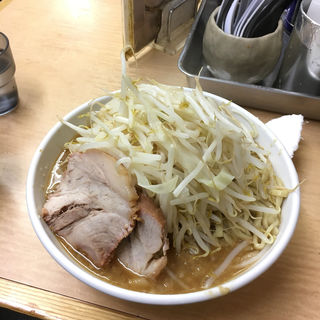 ミニラーメン(ラーメン二郎 新小金井街道店 (らーめんじろう))