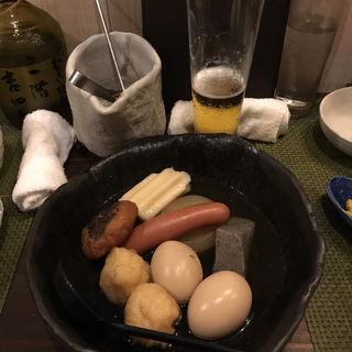 牛スジ(おでん 高太郎 (コウタロウ))