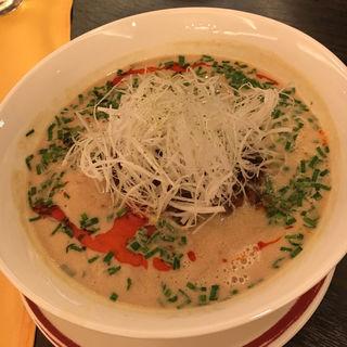 陳特別顧問直伝の担々麺(中国料理 彩龍 (サイリュウ))