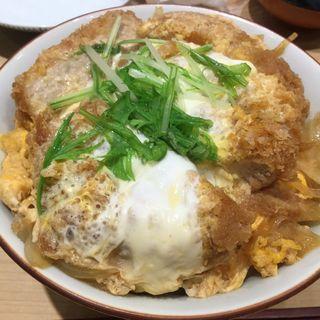 かつ丼(とんかつ 寿々木 )