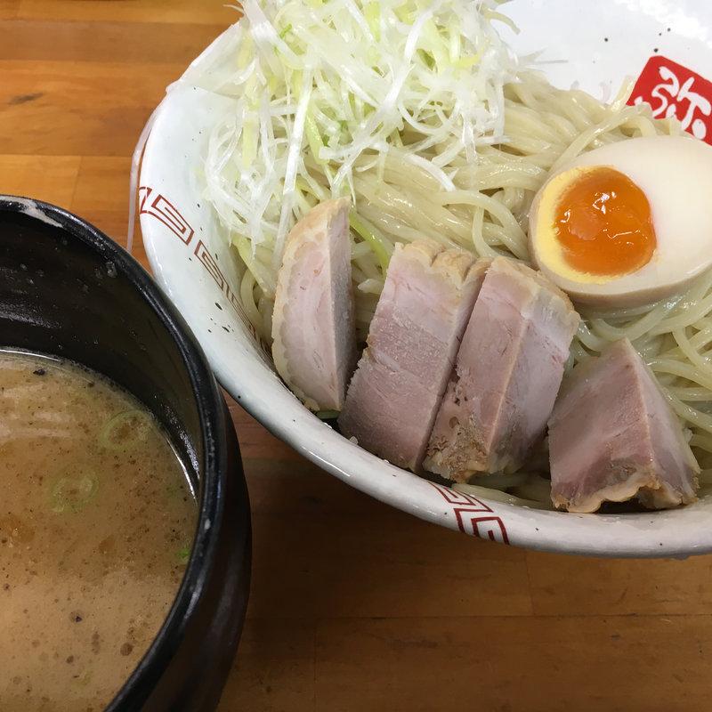 ちゃーしゅーつけ麺