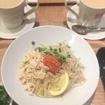 明太豆乳乾麺