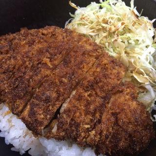 ソースカツ丼(あげもんや )