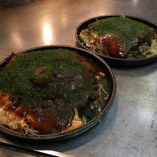 肉玉ウドン(もみじ屋(旧れもん屋))