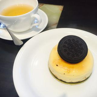 オレオチーズケーキ(Urth Caffé 表参道 (アースカフェ))