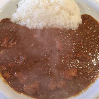 ポークカレー+レンズ豆(Curry House チリチリ )