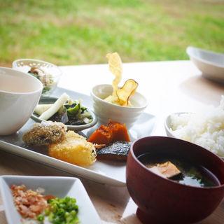 かまどご飯セット(ソラノネ食堂)