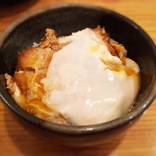 ミニ丼(うどん和助 本店)
