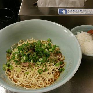 広島式汁なし坦坦麺3辛(並140g)(キング軒 東京店 )