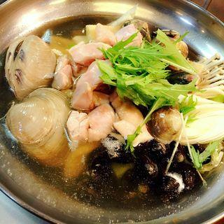 貝鍋(津亀志鮨 )