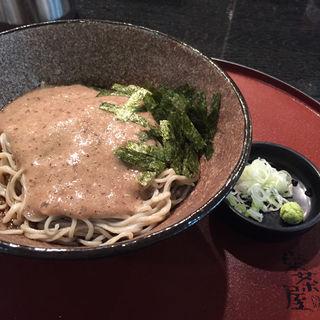 自然薯そば(栄茶屋 本店 (さかえちゃや))