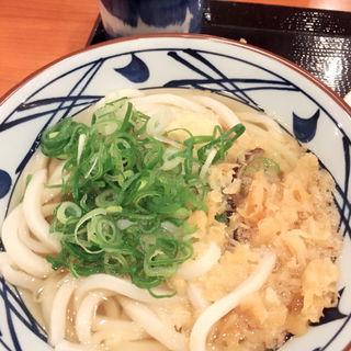 釜玉うどん(丸亀製麺 彦根松原店 )