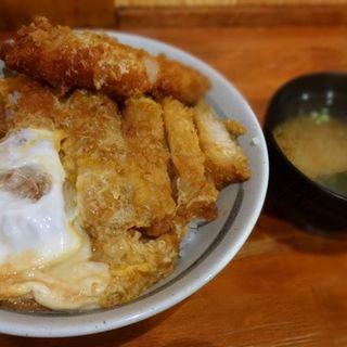 普通盛りカツ丼(一間酒場 1丁目1番地 神田駅東口店 )