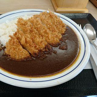 カツカレー (梅) 80gロース(かつや 福岡箱崎店)