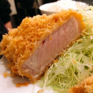 特ロースかつ定食(成蔵 (ナリクラ))