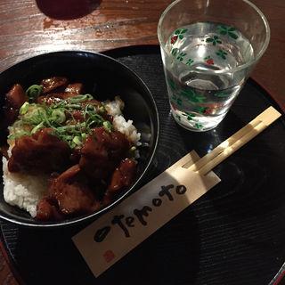 焼鳥丼(キッスカフェ RITTO)