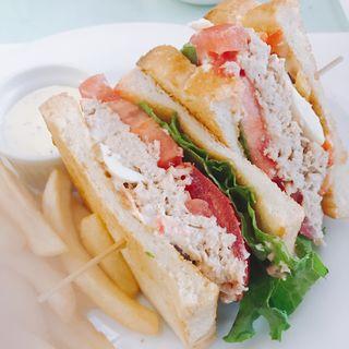 ニース風サンドイッチ