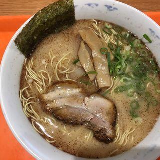 ラーメン(九州らーめん 亀王 京橋店 (きおう))