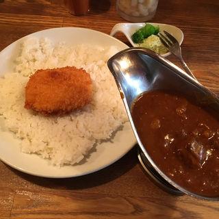 牛すじカレー(DS100%カレー )