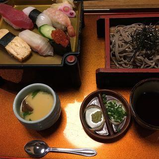 寿司ランチ(海鮮市場 瀬谷店 (かいせんいちば))