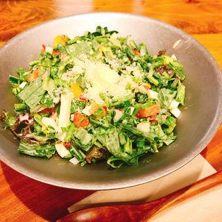 ロカボチキンサラダ(D.I.Y salad&delicatessen)