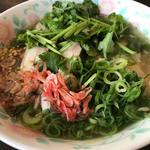 鶏肉のフォー ダブルセット(ベトナムチョ(市場) )
