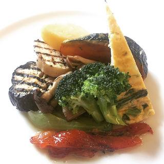 前菜(トラットリア ラ リーベラ)