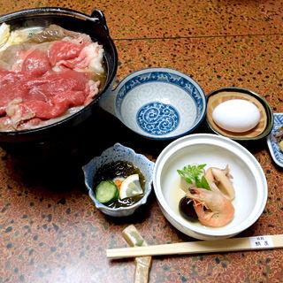 牛鍋膳(鯛屋旅館 )