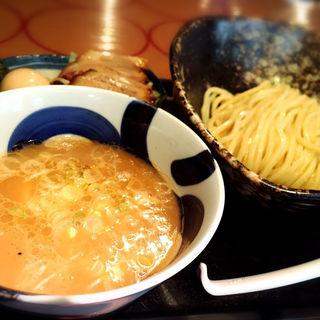 マル得つけめん(三ツ矢堂製麺 中目黒店 (【旧店名】フジヤマ製麺))