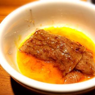 サーロイン 名物 野原焼き(焼肉ジャンボ 白金店 )