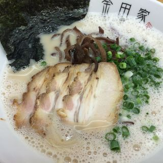 黒豚ラーメン(金田家)