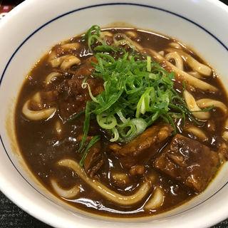 プレミアカレーうどん(なか卯 東銀座店 )