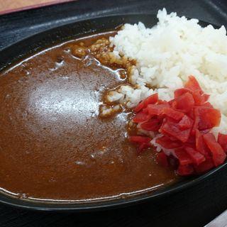 カレーライス(勘太そば )