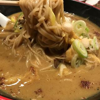 牛たんカレーラーメン(たんや善治郎 タピオ店 )
