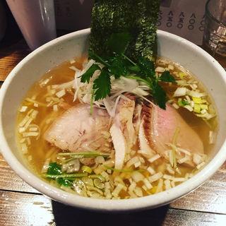 鶏そば塩(時翁 )