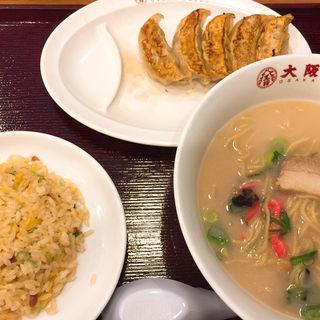 定食(大阪王将 吹田SA店 )