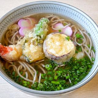 天ぷらそば(野田屋 竹屋敷 )