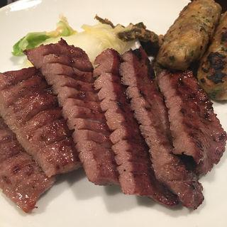 牛タン定食(たんや善治郎 タピオ店 )
