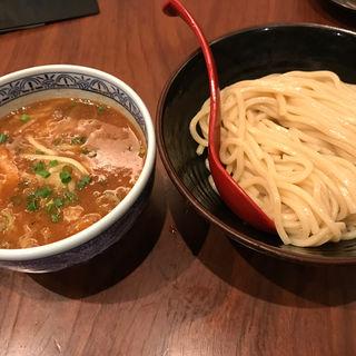 生姜つけ麺(三田製麺所 五反田店 )