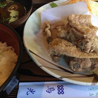 から揚げ定食(鳥光 尼崎店 )