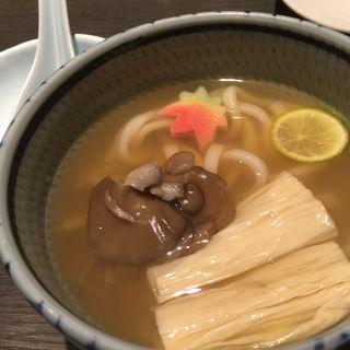 湯葉うどん(にぎり長次郎 宝ヶ池店 )
