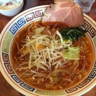 目黒屋式タンタンメン(限定)(つけ麺目黒屋 )